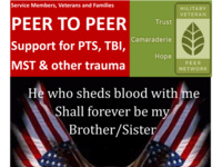 Peer to Peer PTSD Group Meeting