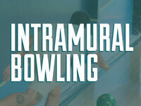 Intramural Bowling