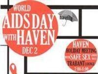 World Aids Day with Haven
