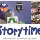 Silicon Valley Reads: San Jose Earthquakes Storytime
