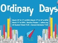 HTAC Presents: Ordinary Days