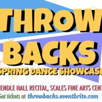 Throwbacks: Spring Dance Showcase