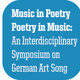 """LECTURE: Revising and Musicalizing Goethe's """"Ein Gleiches"""""""