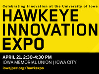 Hawkeye Innovation Expo Breakout Sessions