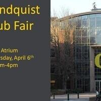 Lundquist Club Fair
