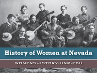 Libraries launches History of Women at Nevada project honoring female trailblazers
