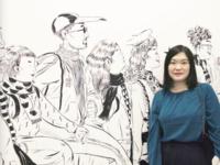 Illustration Portflio Speaker Lisk Feng