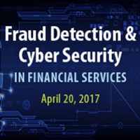 Fraud Detection & Cyber Security in Financial Services sponsored by the Institute for Financial Services Anlaytics
