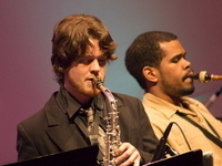 URI Jazz Big Band, Joseph Parillo, director.