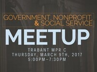 2017 Government, Nonprofit & Social Service Career & Internship Meetup