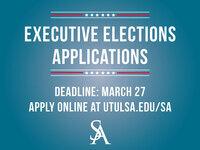 SA Executive Elections