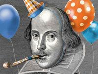 The Bard's Birthday Bash