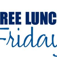 Free Lunch Friday at the Horn Program Venture Development Center