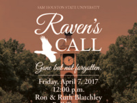 5th Annual Raven's Call Memorial Ceremony