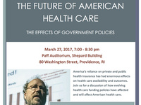 The Future of American Health Care: The Effects of Government Policies
