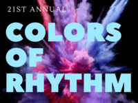 The 21st Annual Colors of Rhythm