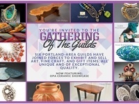 Gathering of the Guilds & Ceramic Showcase