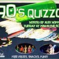 Quizzo-The 90's