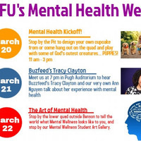 Student Government Mental Health Week