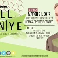 SCPAB Presents: Bill Nye