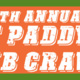 7th Annual St. Paddy's Day Pub Crawl