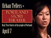 Urban Tellers® Live Storytelling: Immigrant Stories