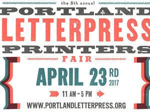 Letterpress Printers Fair