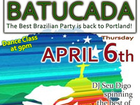 Batucada Brazilian Party