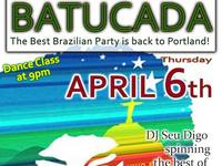 Batucada Brazilian Party