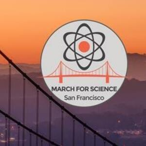 UCSF Contingent at March for Science
