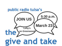 The Give and Take with StateImpact Oklahoma