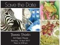 Tammie Painter Open House Artist Reception