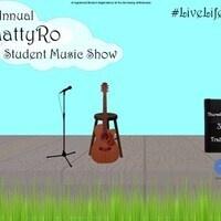 Biannual MattyRo Student Music Show