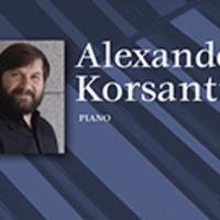 Alexander Korsantia, piano