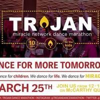 Trojan Dance Marathon 10: Dance for More Tomorrows