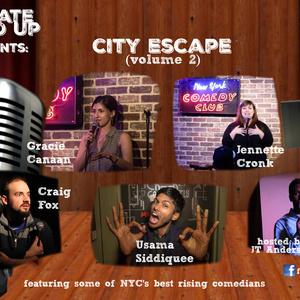 Colgate Stand Up Presents: City Escape (vol. 2)
