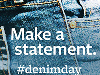 National Denim Day & Exhibit