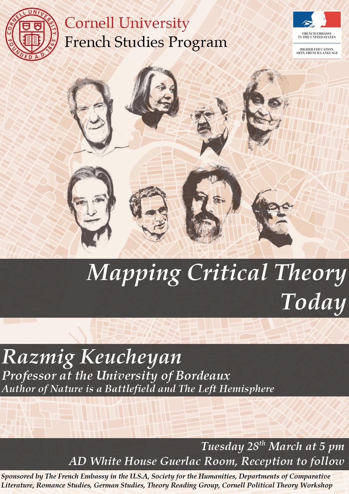 Razmig Keucheyan: Mapping Critical Theory Today