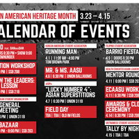 AASU Heritage Month: Bazaar and Opening Ceremony!