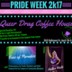 2nd Annual Queer Drag Coffee House