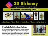 International Sculpture Day PDX: Progressive Evening Event