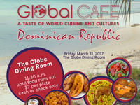 Global Cafe: Dominican Republic