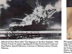 "Library Exhibition ""Remembering the Attack on Pearl Harbor"""