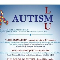 Autism - Not Just A Statistic