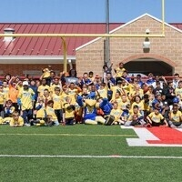 Blue Hens Downstate Day