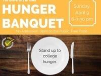 UI Hunger Banquet