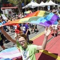 2017 SF LGBTQ Pride Parade (UCSF Contingent)