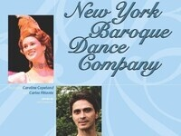 Lecture and Demonstration - New York Baroque Dance Company