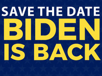 Save the Date: Biden on the Green