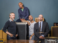 Reno Jazz Festival presents The Bad Plus Joshua Redman